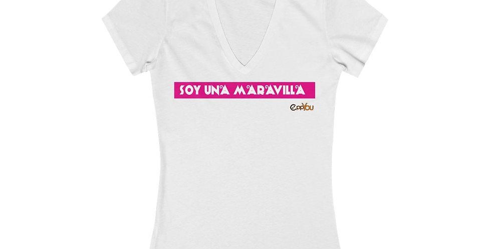 T-shirt Woman | Soy una Maravilla