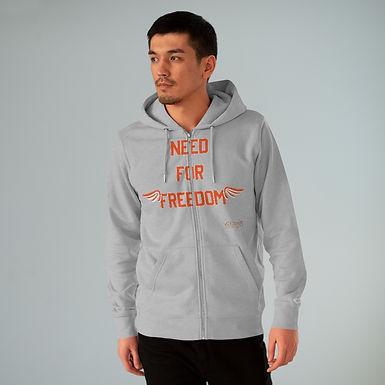 Zip Hoodie | Need for Freedom