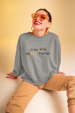 Yep Sweatshirt | ReBeat