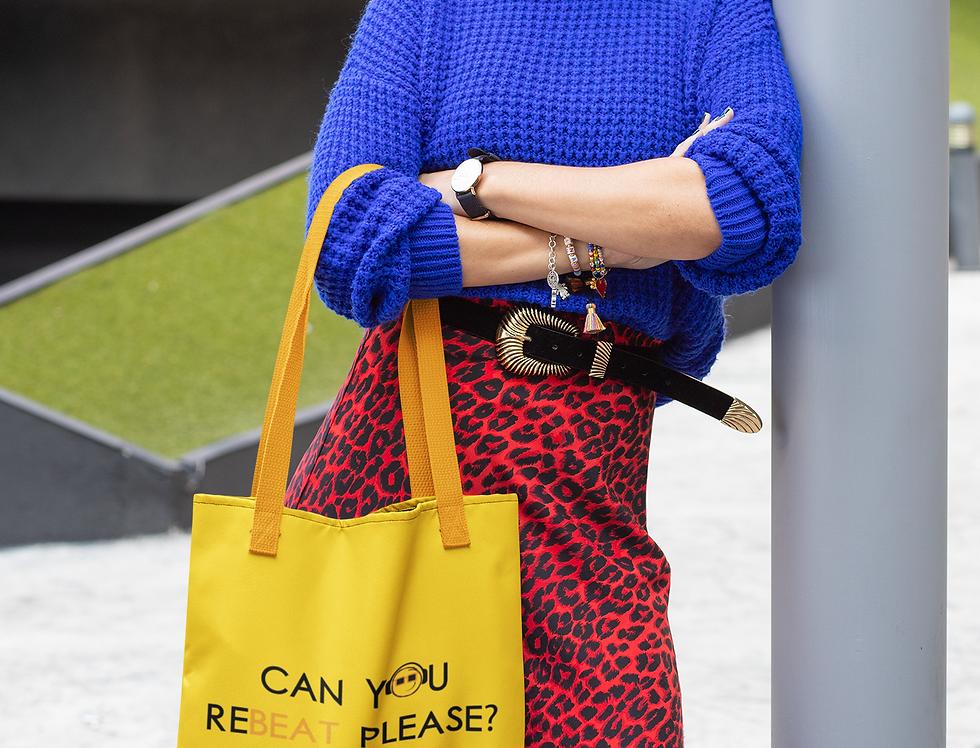 Trendy Bag Orange | reBeat