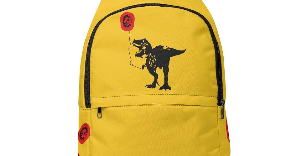 TyrexEppY Yellow Backpack