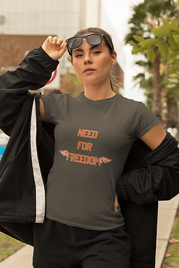 T-Shirt need for freedom