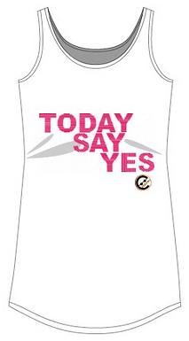 Vestitino Curved Tank | TodaySayYes