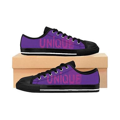 Sneakers Purple da donna | FingerUnique