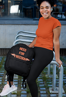 Black Backpack | Need for Freedom
