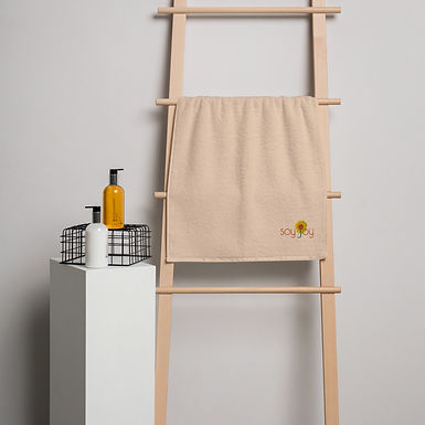 Turkish cotton towel | soyjoy