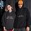 Thumbnail: Sweatshirt Hoodie | Black reBeat