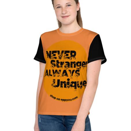 La collezione Never Stranger: lo spartiacque tra il vecchio ed il nuovo