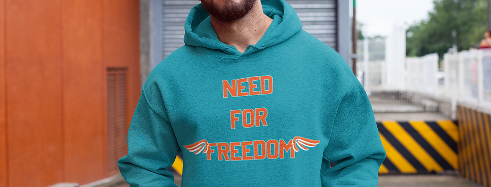 Hoodie Sky | Need for freedom