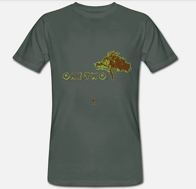 T-Shirt Eco-friendly | One,Two,Tree