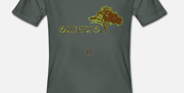 T-Shirt Eco-friendly   One,Two,Tree