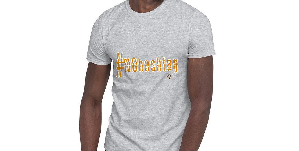 T-Shirt Yellow #noHashtag