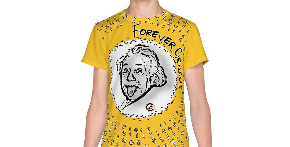 T-Shirt Einstein Young