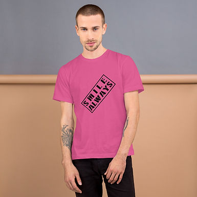 T-Shirt Smile Always #2