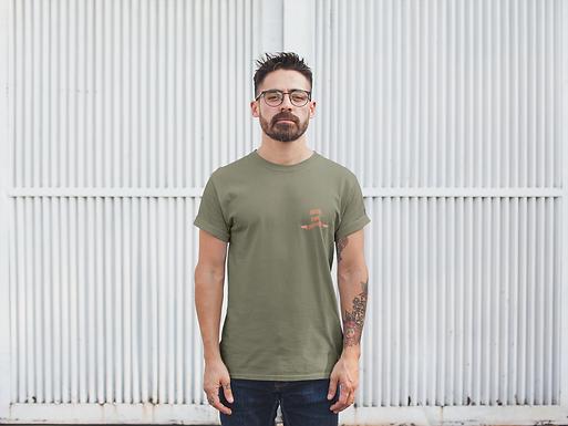 Denim T-Shirt   Need For Freedom