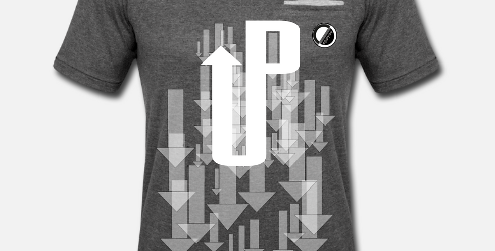 T-shirt con finto taschino | Up