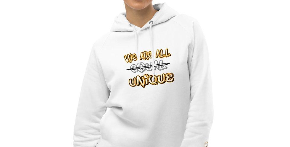Felpa  con cappuccio | We are all Unique