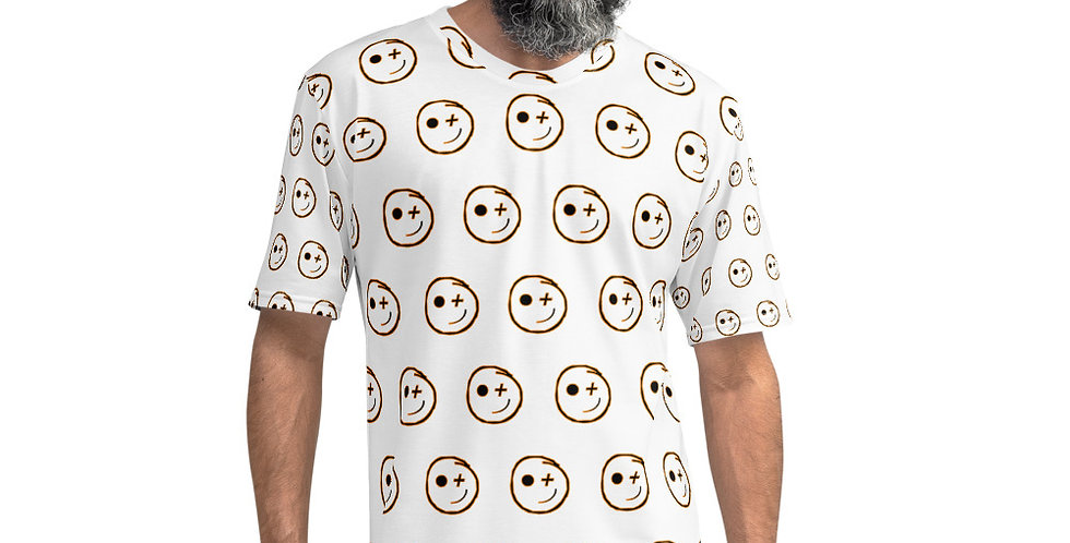T-shirt da uomo all-over-print | EppYouSmile