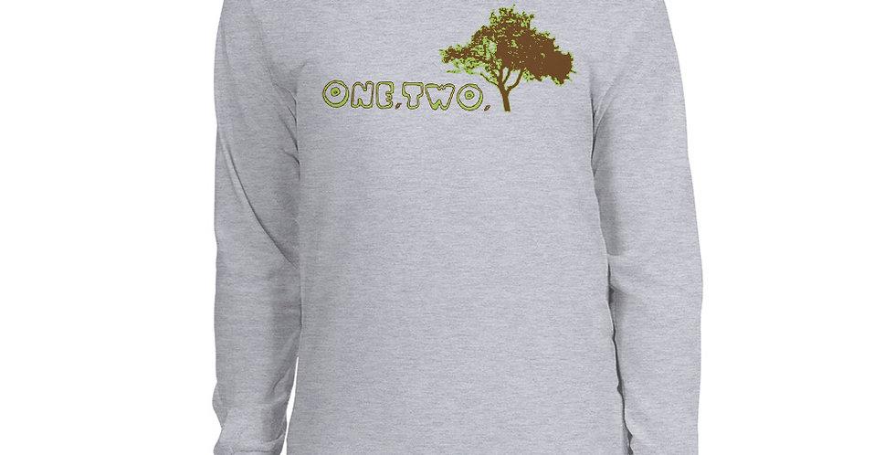 Maglia a maniche lunghe | One,Two,Tree