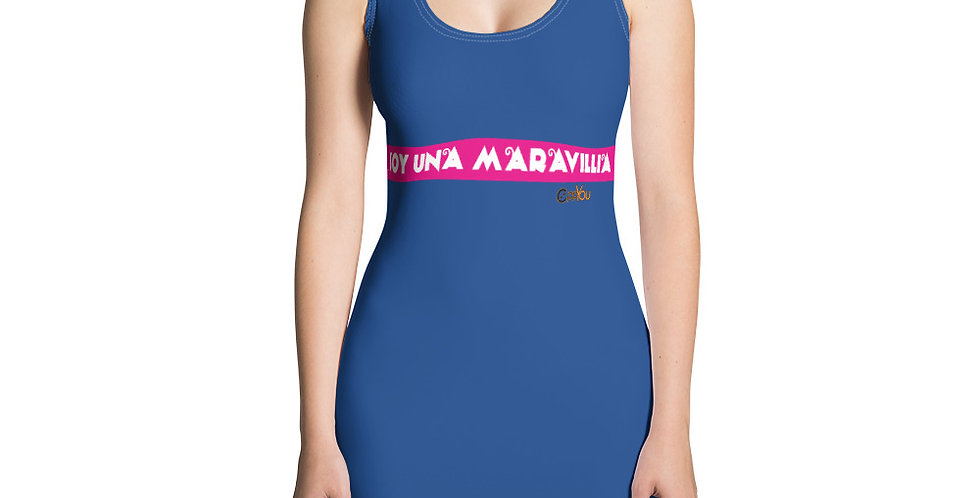 Vestitino Blue | SoyUnaMaravillia