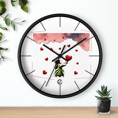 Orologio da muro   RainingLove