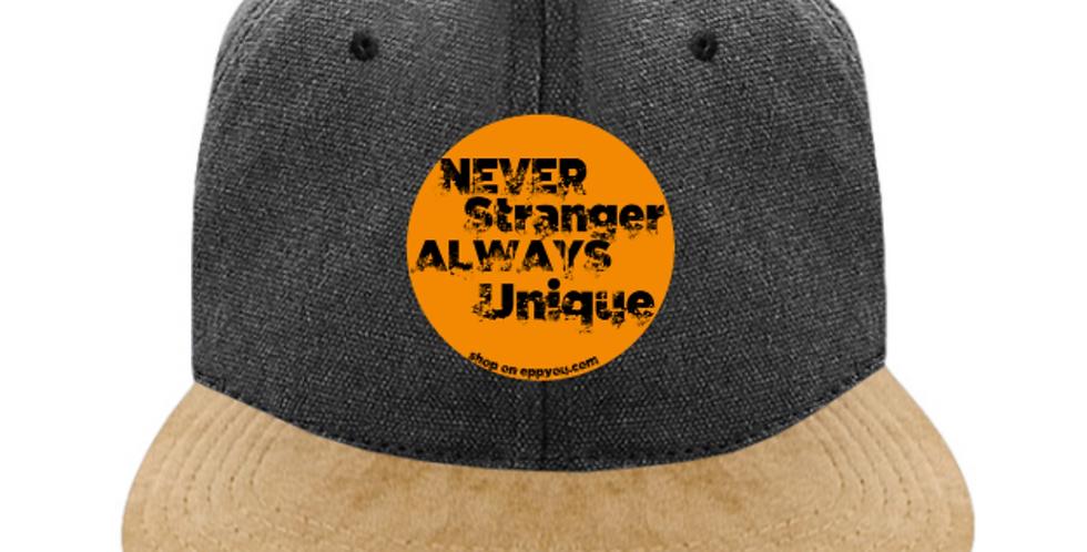 SnapBack Vintage | Never Stranger