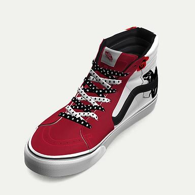Scarpe EppYou Vans® | red_tyrexEppY