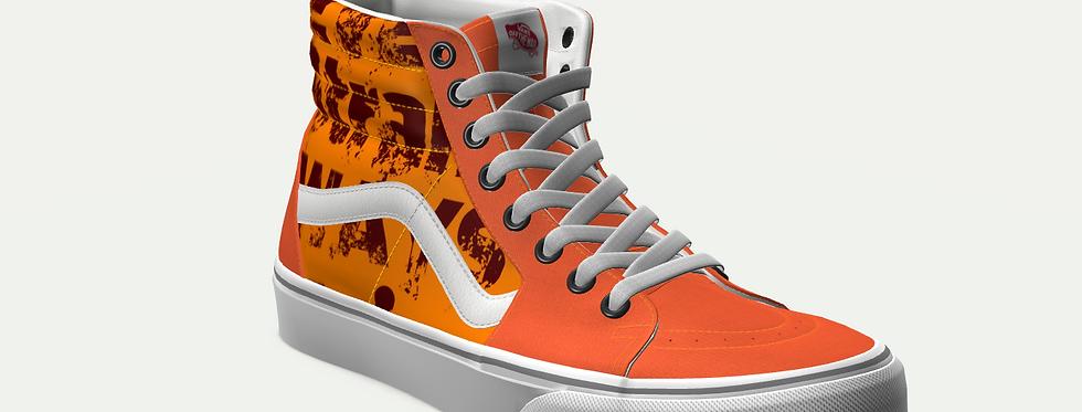 Scarpe Orange Vans® | Never Stranger