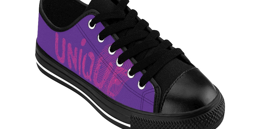 Sneakers Purple da donna | FingerUnique