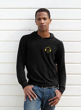 Unisex pullover hoodie | Listen