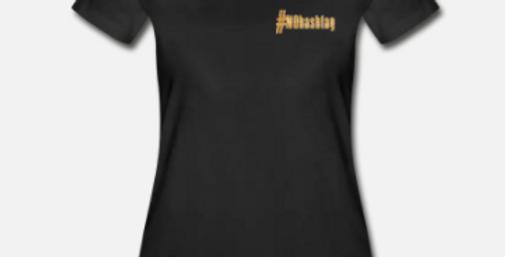 T-shirt ecologica da donna | #nohashTag