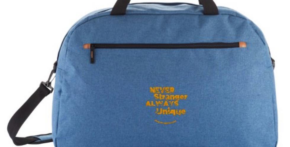 Borsa da viaggio bicolore Fashion   Never Stranger