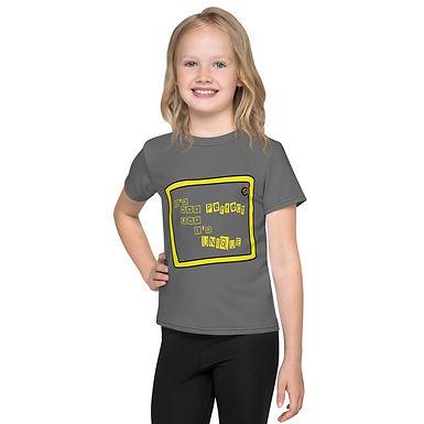Kids T-Shirt   I'm not perfect