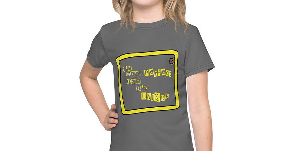 Kids T-Shirt | I'm not perfect