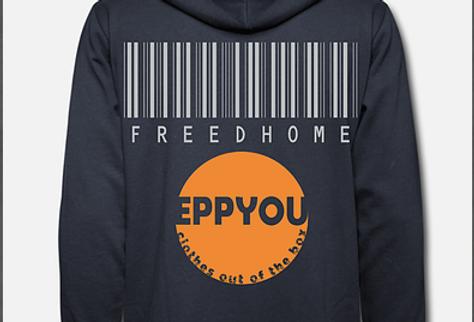 Felpa Unisex | FreedHome