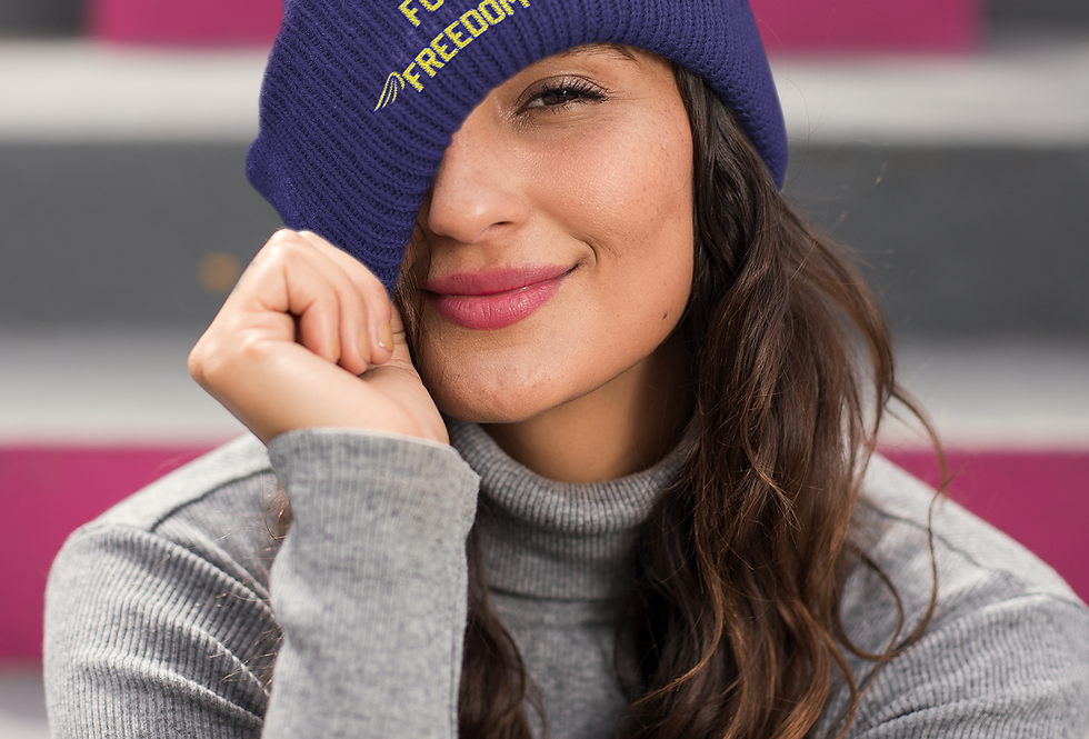 Pom-Pom Beanie | Need for Freedom