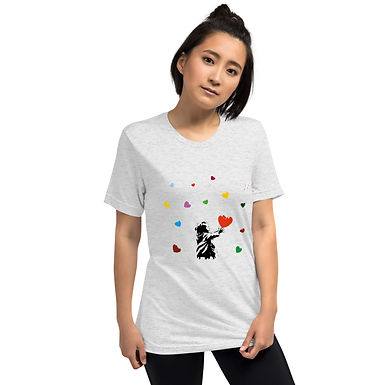 T-shirt Minimal Donna | RainingHearth