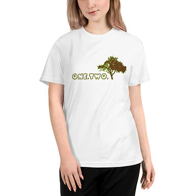 T-Shirt Ecofriendly | One,Two,Tree
