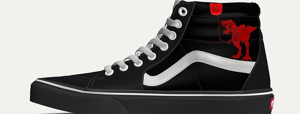 Scarpe EppYou Vans®   black_tyrexEppY