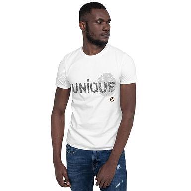 T-Shirt White FingerUnique