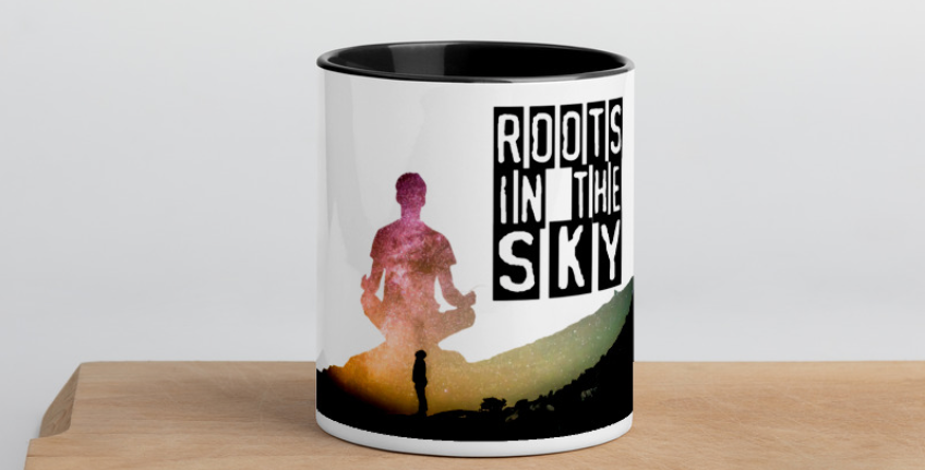 Tazza BiColour | Roots in the sky