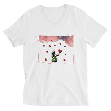 T-shirt Easy da donna | RainingHearth