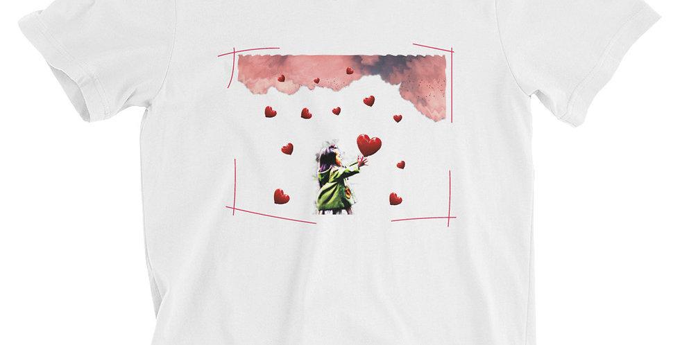 T-shirt Easy da donna | RainingHearth