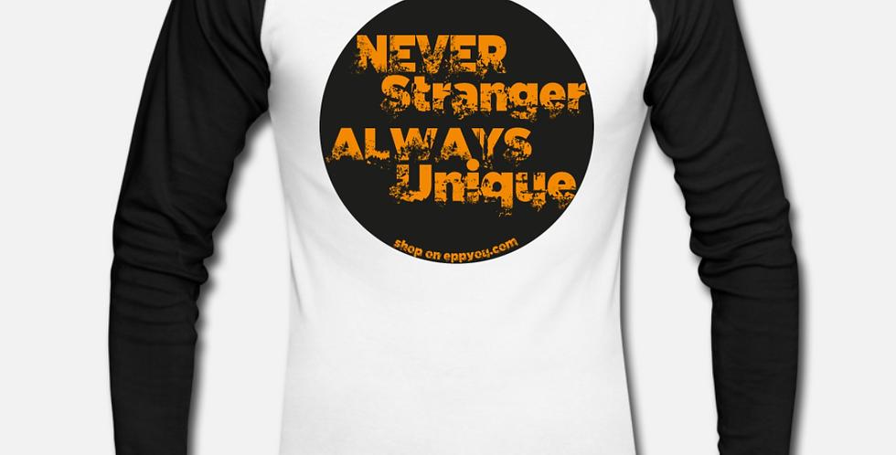 Maglietta a Maniche Lunghe | NeverStranger