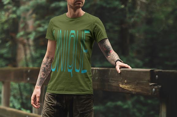 T-shirt | GreenUnique