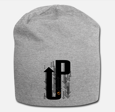 Beanie in jersey | Up