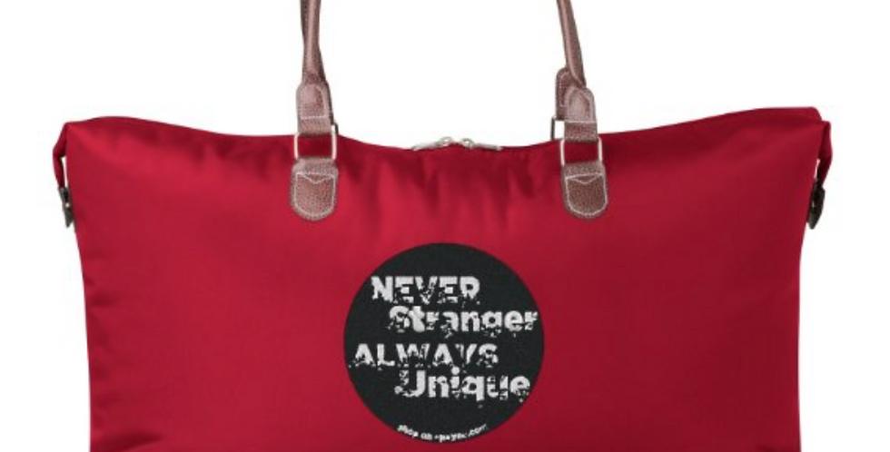 Borsone da viaggio WeekEnd | Never Stranger