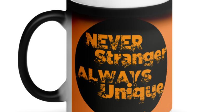 Tazza   Never Stranger