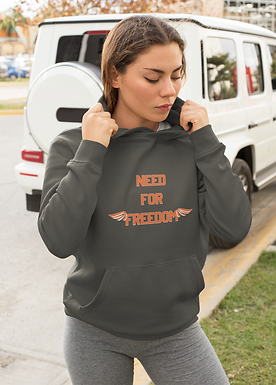 Hoodie need for freedom