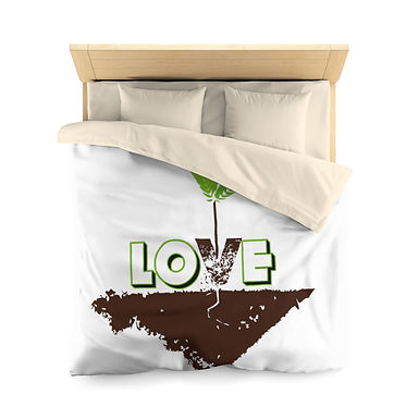Lenzuola in Microfibra | Love is born